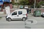 Engelli rampasına park edilen araç 41